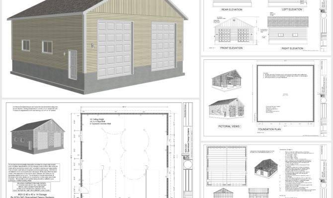 Garage Plans Neiltortorella