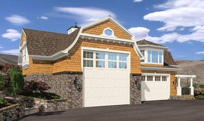 Garage Plans Plan Second Floor