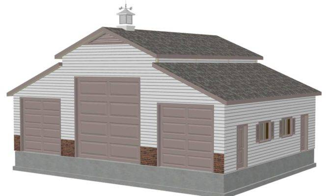 Garage Plans Sds Part