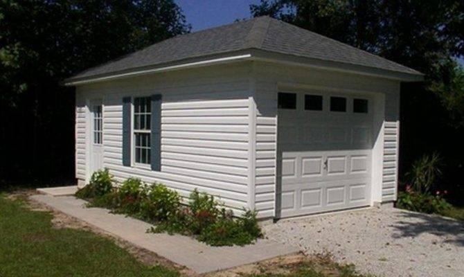 Garage Plans Small Building Stroovi