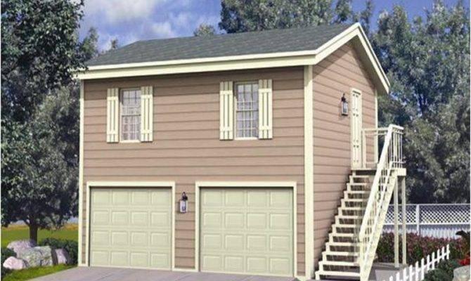 Garage Plans Two Car Design Stroovi