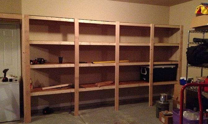Garage Shelving Ideas Design Build