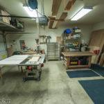 Garage Shop Corner Shape Workbench Design Woodworking Talk