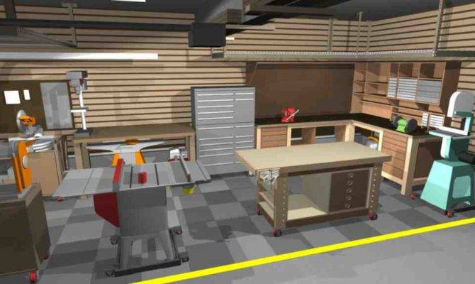 Garage Shop Designs Decor Ideasdecor Ideas