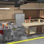 Garage Shop Designs Decor Ideasdecor Ideas