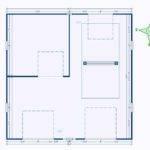 Garage Shop Floor Plans First Plan Loft Area