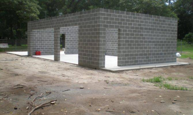 Garage Side Detached Back House Garden