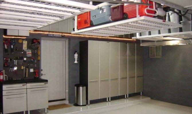 Garage Storage Ideas Plans