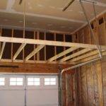 Garage Storage Loft Support Building Construction Diy