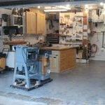 Garage Woodworking Shop Pdf Plans Diy Home Studio Furniture