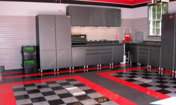 Garage Workshop Plans All