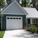 Garage Workshop Plans One Car Plan