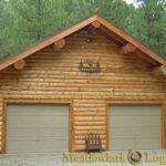 Garages Barns Meadowlark Log Homes