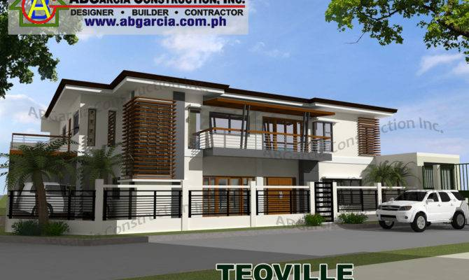 Garcia Construction Inc New House Design