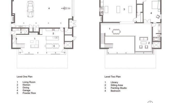 Garden House Layout Plan