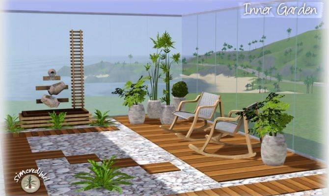 Garden Ideas Sims Driveway Landscaping