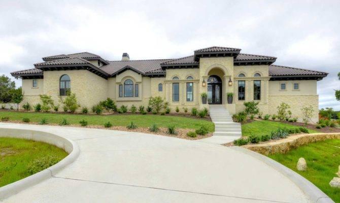 Garner Homes Hill Country Elegant