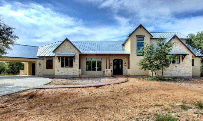 Garner Homes Hill Country