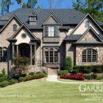 Garrell Associates Inc Beaujolais House Plan Front Elevation