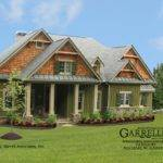 Garrell Associates Inc Cashiers Cabin House Plan Front