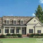 Garrell Associates Inc Fairville House Plan Front Elevation