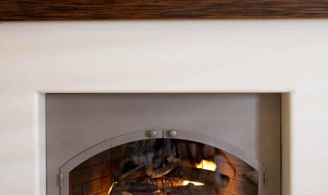 Gas Adobe Style Fireplace Hgtv