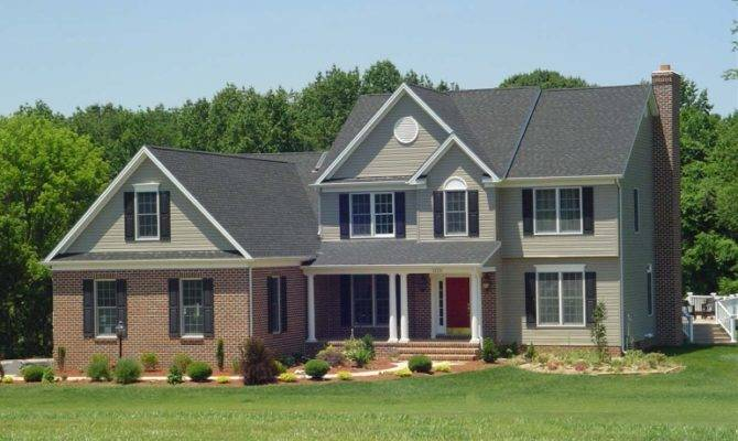Gast Construction Traditional Style Homes