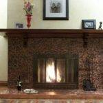 Gates Custom Metal Fabrication Craftsman Style Fireplace Surround