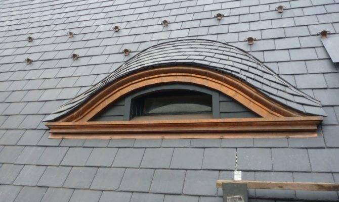 Genius Eyebrow Dormer Construction Home Building