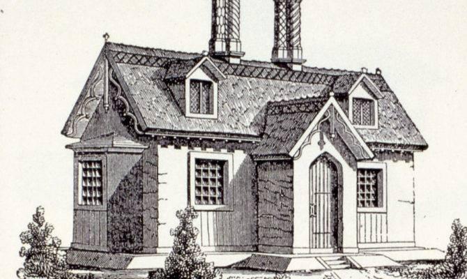 Genius Gothic Cottage House Plans Home Building