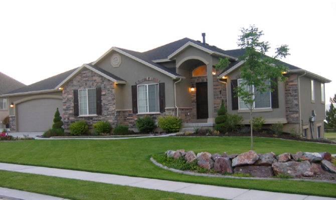 George Utah Home Plans Custom Designs