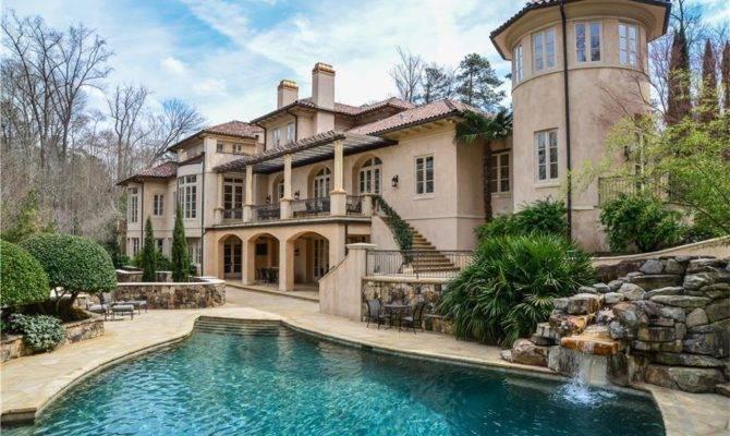 Georgia Luxury Real Estate Sale Christie