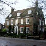 Georgian Style House England