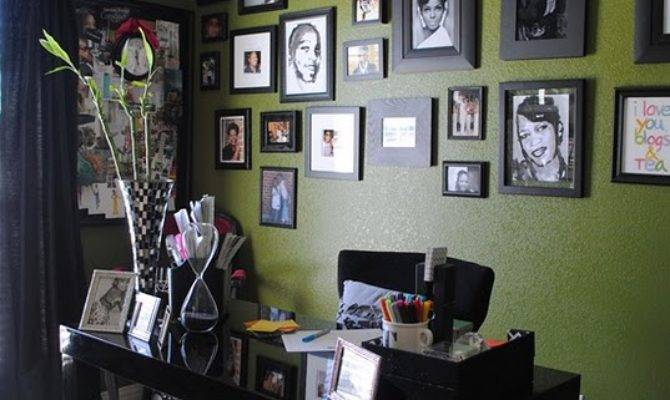 Get Girl Style Home Office Makeover Sayeh Pezeshki