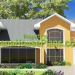 Ghana House Plans Prempeh Home Front