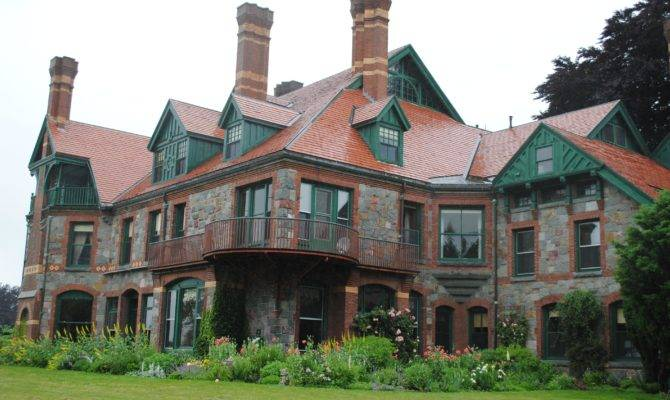 Gilded Age Mansion Milton Preserved