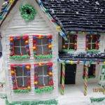 Gingerbread Architect Had Several Homes Wanted Try Went