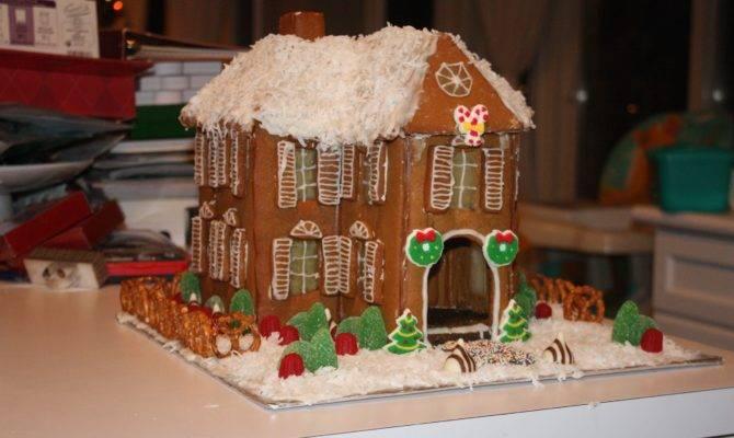 Gingerbread Victorian House Patterns Joy Studio