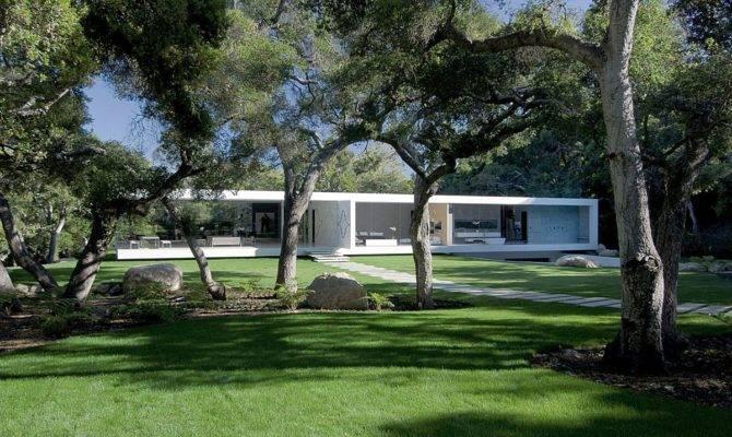 Glass Pavilion House Steve Hermann Faustian Urge