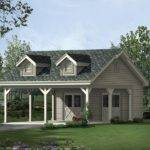 Glenna Garage Alp Chatham Design Group House Plans