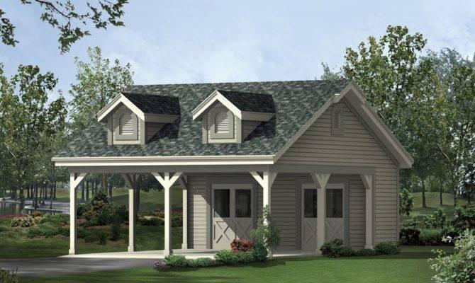 Glenna Garage Alp Chatham Design Group House Plans