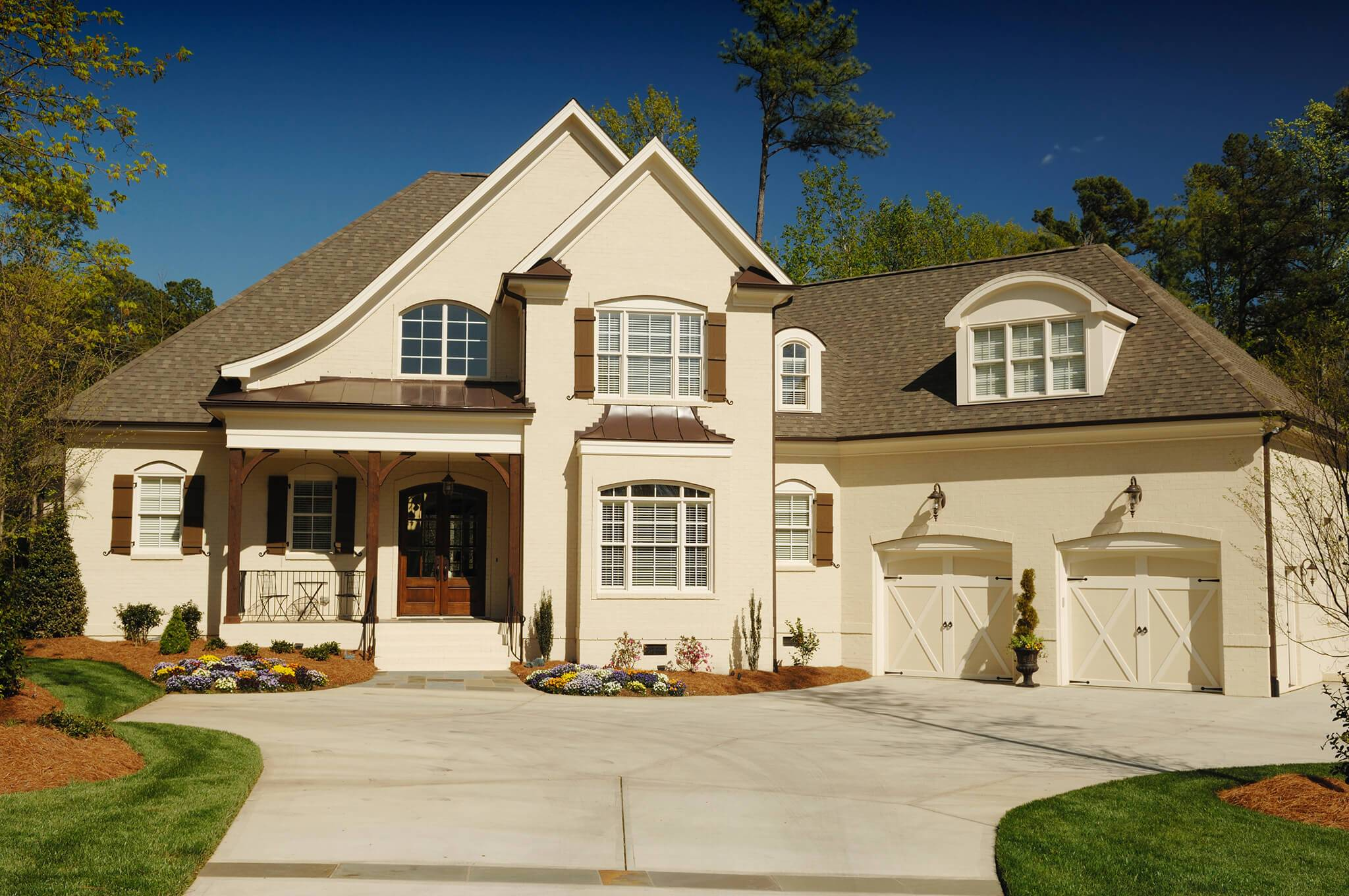 Golf Cart Garage Additions Quality Hardscapes Porch