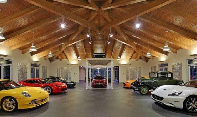 Good Big Garage Mansion Washington