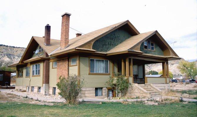 Good Craftsman Style Homes House Plans