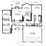 Goodman Handicap Accessible Home Plan House