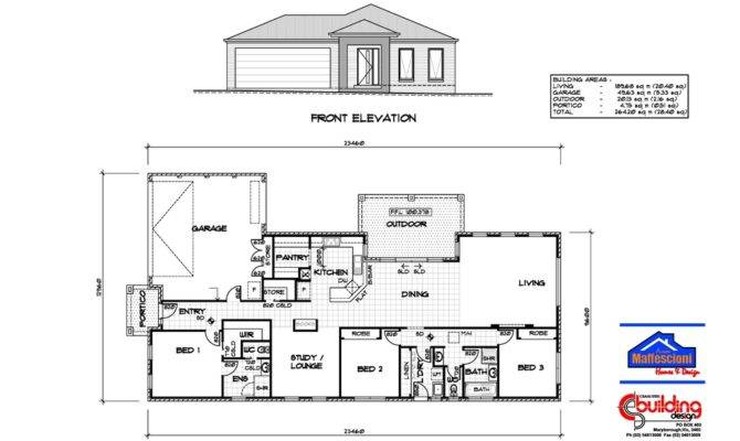 Google House Plans Maryborough Maffescioni Homes Designs