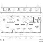 Gordon Met Kit Homes Bedroom Steel Frame Home Floor Plan