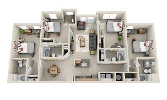 Gorgeous Cheap Bedroom Apartments Qbenet