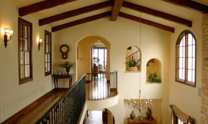 Gorgeous Classic Spanish House Exterior Interior