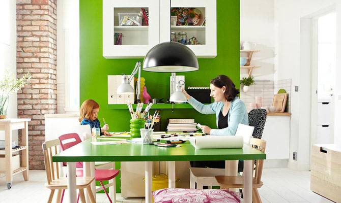 Gorgeous Green Home Offices Telecommute Remote Jobs